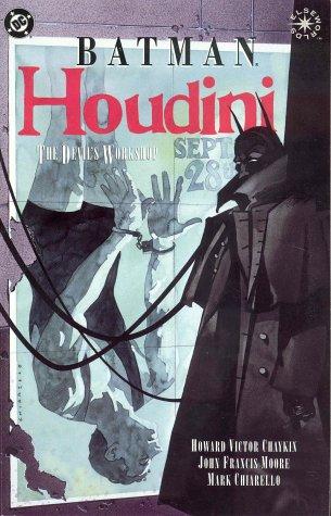 Batman/Houdini: The Devil's Workshop by Howard Chaykin, John Francis Moore, Mark Chiarello