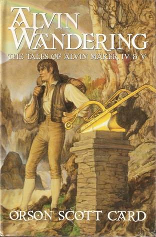 Alvin Wandering by Orson Scott Card