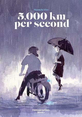 5,000 km Per Second by Manuele Fior