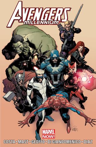 Avengers: Millennium by Carmine Di Giandomenico, Mike Costa