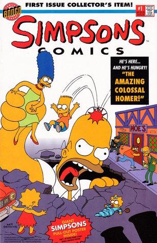 Simpsons Comics #1 by Susan Grode, Matt Groening, Tim Bavington, Bill Morrison, Steve Vance, Cindy Vance, Sondry Roy