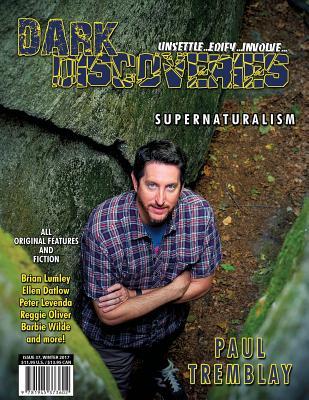 Dark Discoveries - Issue #37 by Reggie Oliver, Bracken MacLeod, Paul Tremblay