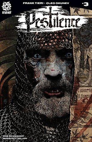 Pestilence #3 by Tim Bradstreet, Oleg Okunev, Rob Schwager, Frank Tieri