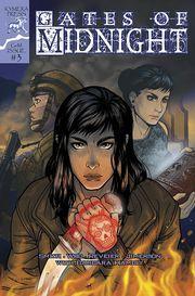 Gates of Midnight (Issue 3) by Amelia Woo, Barbara Hambly, Mirana Reveier, D. Lynn Smith, Maggie Field