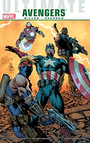 Ultimate Comics Avengers: Next Generation by Carlos Pacheco, Mark Millar