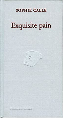 Exquisite Pain by Charles Penwarden, Sophie Calle