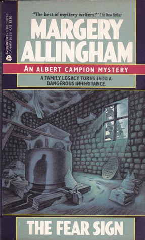 The Fear Sign by Margery Allingham