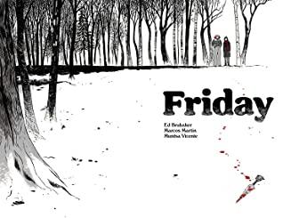 Friday #1 by Ed Brubaker, Marcos Martín, Muntsa Vicente