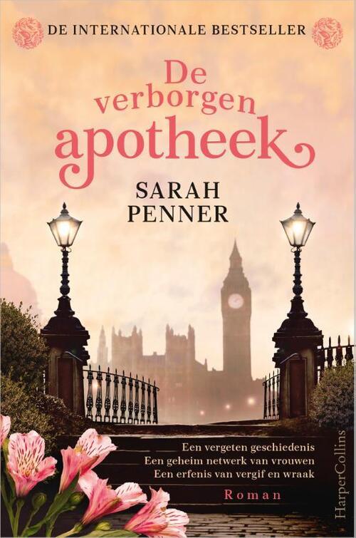 De verborgen apotheek by Sarah Penner