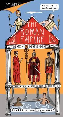 Secret Histories: The Romans by Isabel Greenberg, Imogen Greenberg