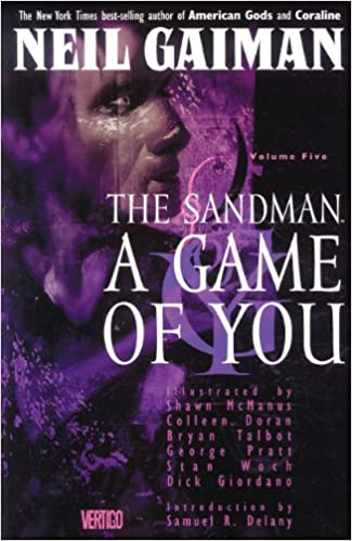 The Sandman 5: A Game Of You by Neil Gaiman