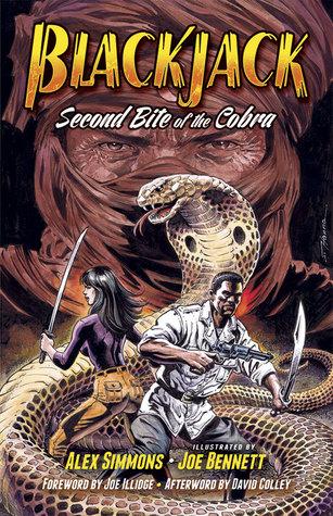 Blackjack: Second Bite of the Cobra by Bennett Joe, Alex Simmons