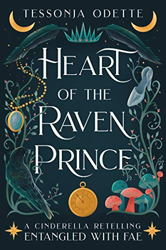 Heart of the Raven Prince by Tessonja Odette