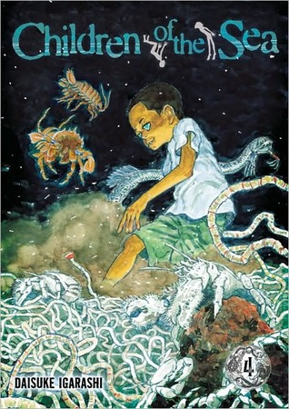 Children of the Sea, Volume 4 by Daisuke Igarashi
