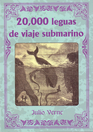 20 000 leguas de viaje submarino by Jules Verne