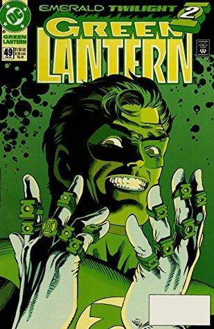Green Lantern (1990-2004) #49 by Fred Haynes, Ron Marz