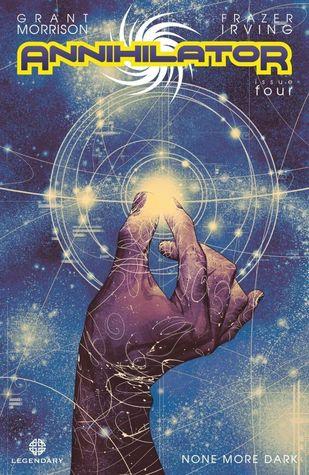Annihilator #4 by Frazer Irving, Grant Morrison