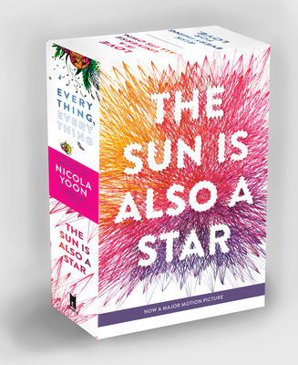 Everything, Everything AND The Sun Is Also a Star Boxed Set by Nicola Yoon