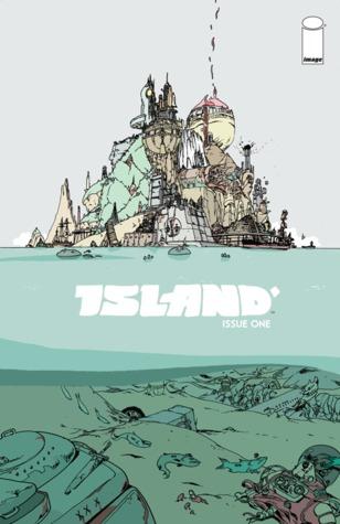 Island #1 by Marian Churchland, Brandon Graham, Emma Ríos, Ludroe, Kelly Sue DeConnick