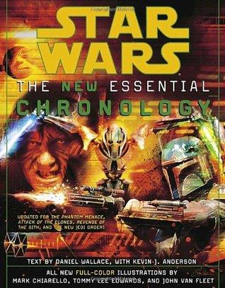 Star Wars:The New Essential Chronology by Daniel Wallace, Tommy Lee Edwards, John Van Fleet, Mark Chiarello