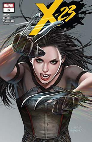 X-23 (2018-) #6 by Ashley Witter, Georges Duarte, Mariko Tamaki