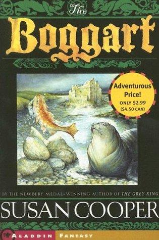 The Boggart by Omar Rayyan, Susan Cooper