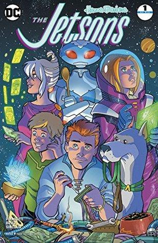 The Jetsons (2017-) #1 by Alex Sinclair, Jimmy Palmiotti, Paul Mounts, Amanda Conner, Pier Brito