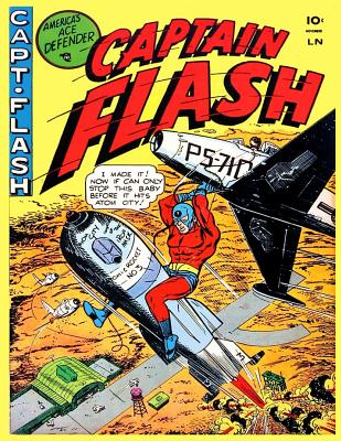 Captain Flash 1 by Sterling Publisher