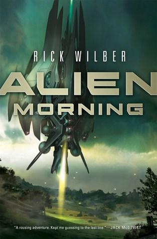 Alien Morning by Rick Wilber