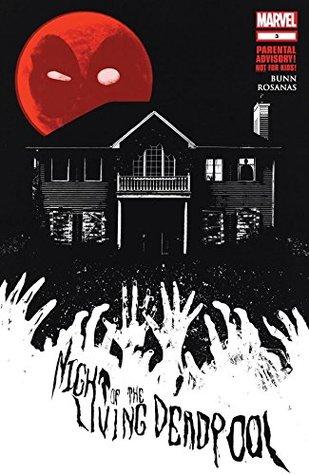 Night of the Living Deadpool #3 by Jay Shaw, Ramon Rosanas, Cullen Bunn