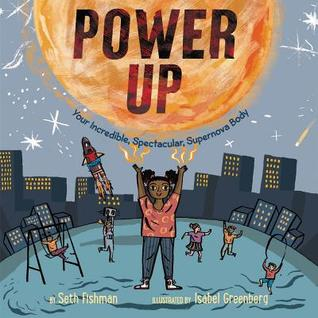 Power Up by Isabel Greenberg, Seth Fishman
