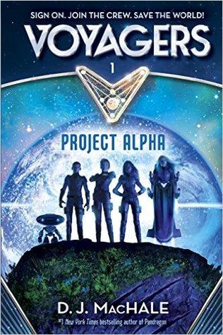 Project Alpha by D.J. MacHale