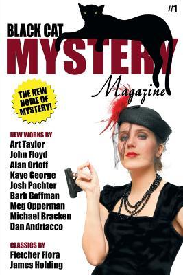 Black Cat Mystery Magazine #1 by