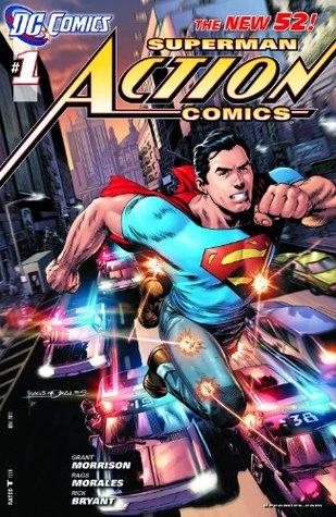 Superman – Action Comics (2011-2016) #1 by Rick Bryant, Grant Morrison, Richard Bryant, Pat Brosseau, Rags Morales, Brad Anderson