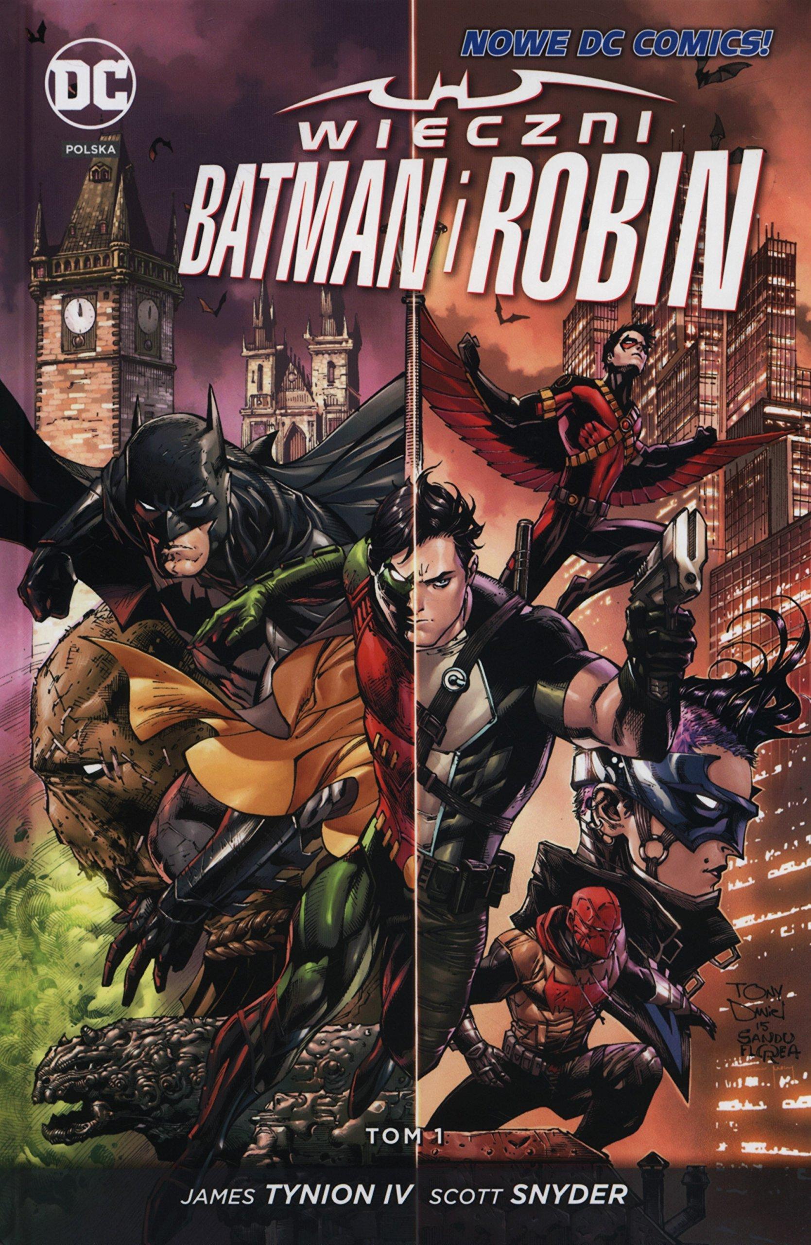 Wieczni Batman i Robin. Tom 1 by Scott Snyder, James Tynion IV
