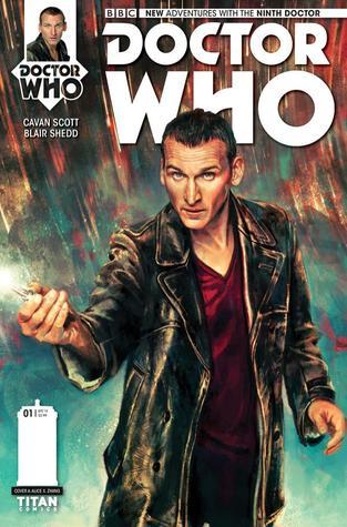 Doctor Who: The Ninth Doctor #1 by Cavan Scott, Blair Shedd