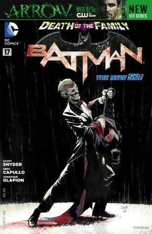 Batman (2011-2016) #17 by Scott Snyder, Greg Capullo