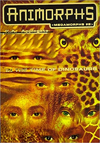 In the Time of Dinosaurs by K.A. Applegate, Katherine Applegate