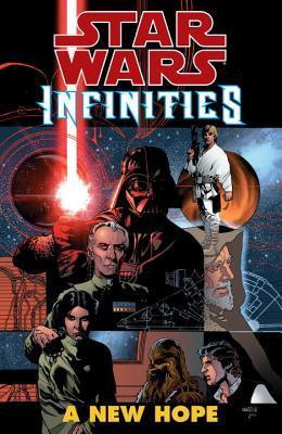 Star Wars Infinities - A New Hope by Drew Edward Johnson, Chris Warner