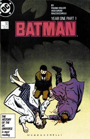 Batman (1940-2011) #404 by Frank Miller