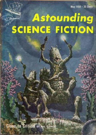 Astounding Science Fiction, May 1958 (Volume LXI, No. 3) by Hal Clement, Stanley Mullen, John W. Campbell Jr., Charles V. de Vet