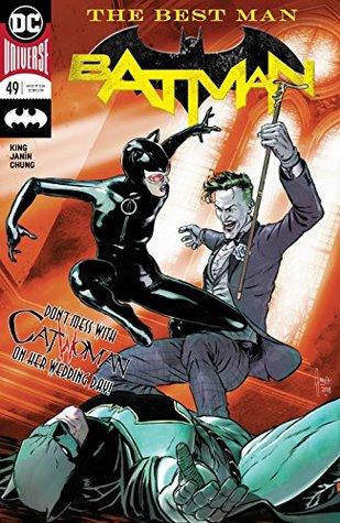 Batman (2016-) #49 by Tom King, Mikel Janín, June Chung