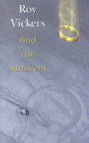 Find the Innocent by Roy Vickers