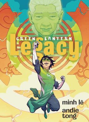 Green Lantern: Legacy by Andie Tong, Minh Lê