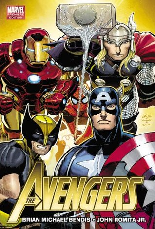 Avengers By Brian Michael Bendis, Vol. 1 by Brian Michael Bendis, John Romita Jr.