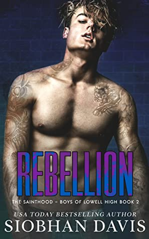 Rebellion by Siobhan Davis