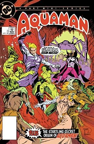 Aquaman (1986) #3 by Craig Hamilton, Bob Lappan, Dick Giordano, Neal Pozner, Steve Montano, Joe Orlando