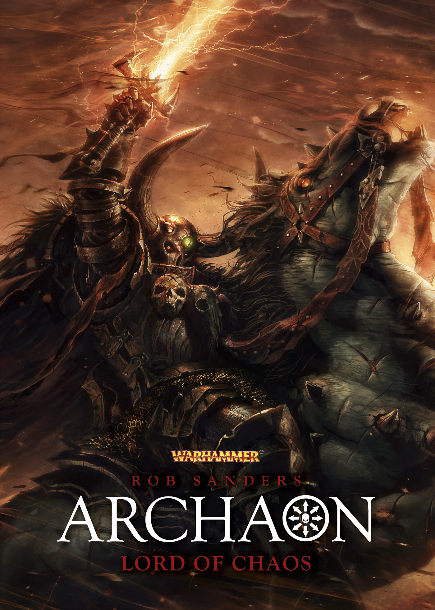 Archaon: Lord of Chaos by Rob Sanders
