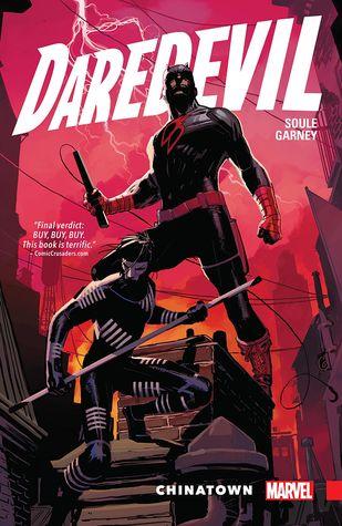Daredevil: Back in Black, Volume 1: Chinatown by Ron Garney, Matt Milla, Charles Soule, Clayton Cowles, Joe Caramagna, Rob Garney, Goran Sudžuka