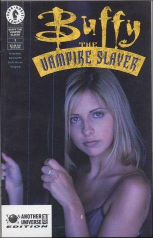 Buffy the Vampire Slayer #2 (Buffy Comics, #2) by Joss Whedon, Andi Watson